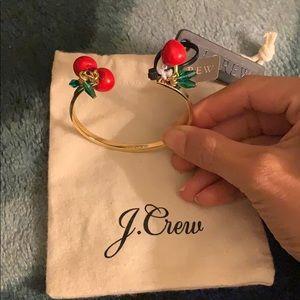 beautiful new jcrew bracelet !